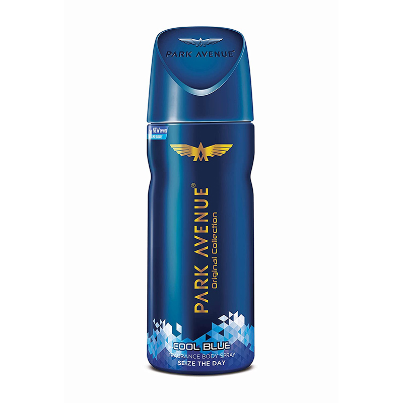 Park Avenue Cool Blue Freshness Deodorant For Men - 150ml