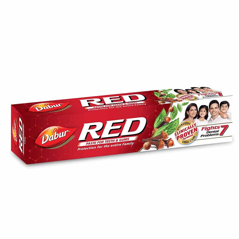 Dabur Red Toothpaste - 100Gm (Get 20% Extra)