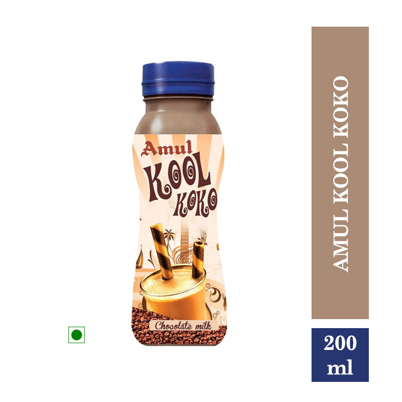 Amul Kool Koko Flavoured Milk 180ml