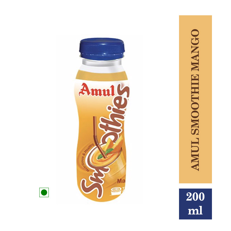 Amul Smoothie Mango 200ml