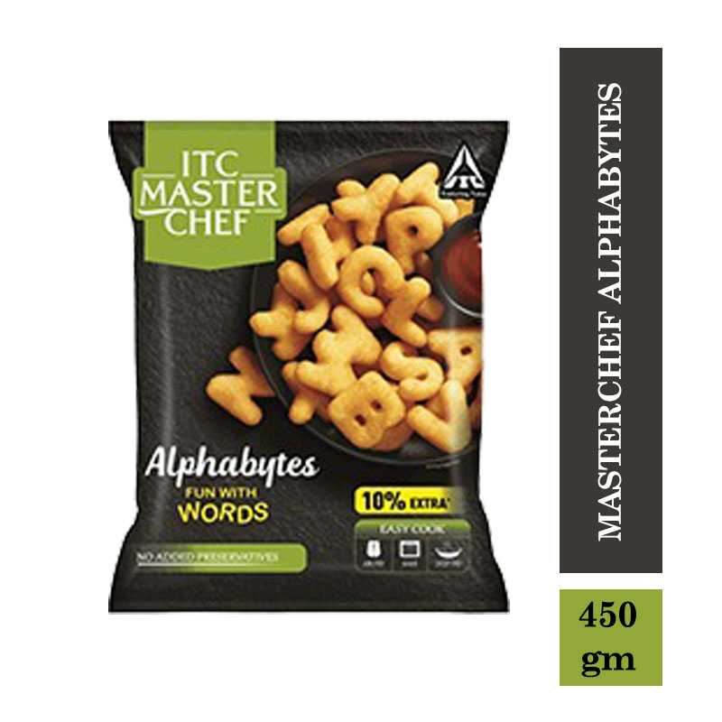 ITC Master Chef Alphabytes - 450gm