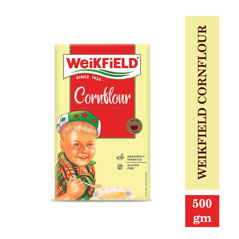 Weikfield Cornflour - 500gm