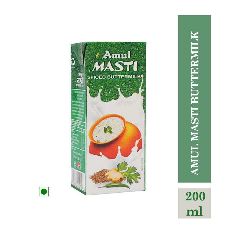 Amul Masti Buttermilk 200ml