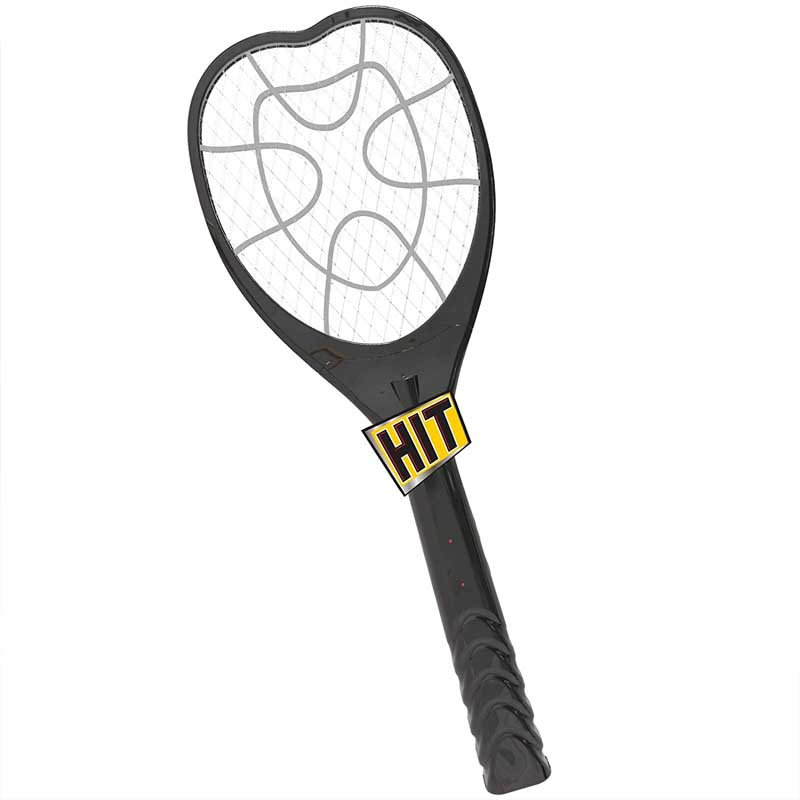 Office & Household Products, HIT Anti Mosquito Racquet - Rechargeable Insect Killer Bat (6 Months Warranty)