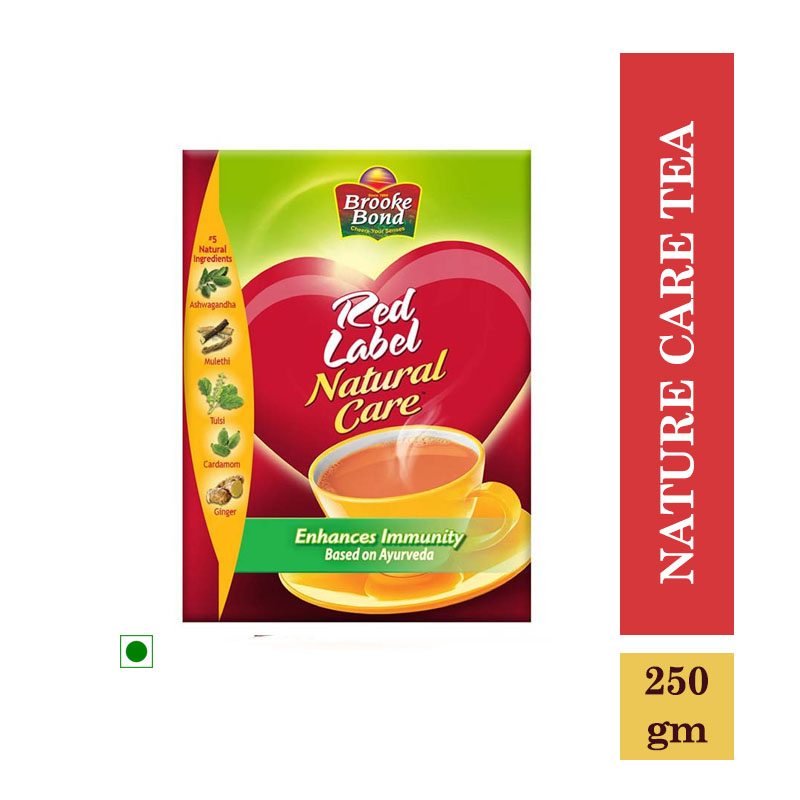Red Lebel Nature Care Tea - 250gm