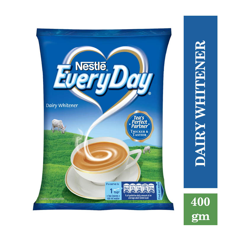 Other Brands, Nestle Everyday Dairy Whitener - 400gm