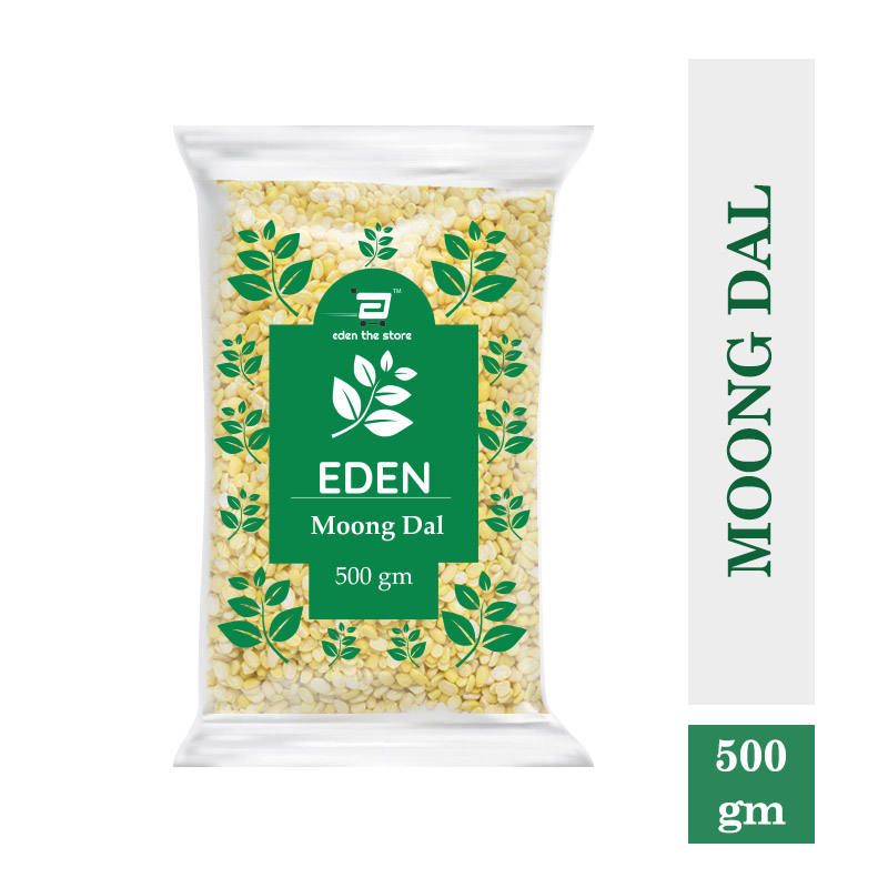 Dals & Pulses, Moong Dal Whole Premium 500Gm