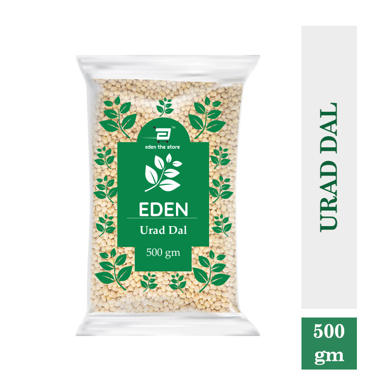Urad Dal Whole Premium 500Gm