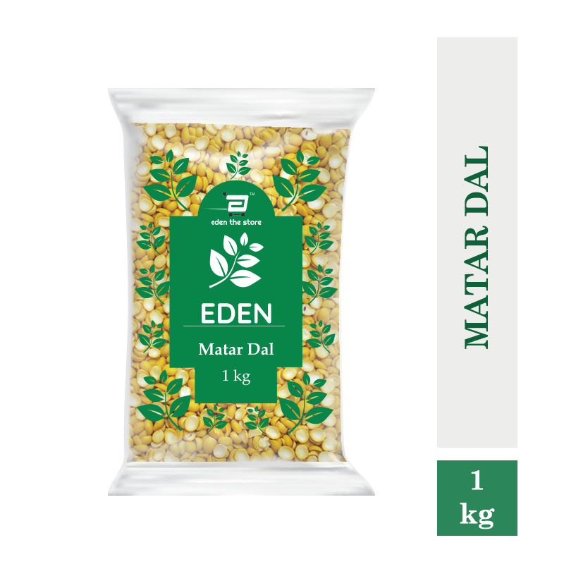TOP Household Products, Matar Dal Premium 1Kg