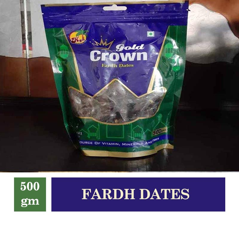 Gold Crown Fardh Dates 500gm