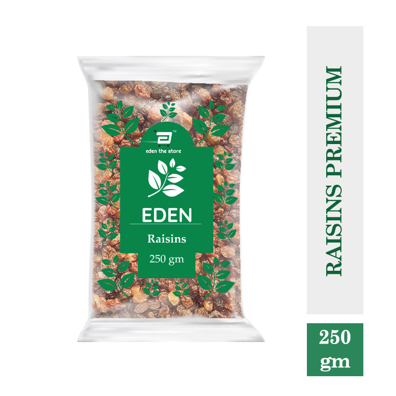 RAISINS PREMIUM 250GM