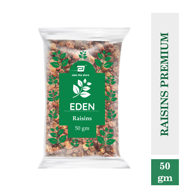 RAISINS PREMIUM 50GM