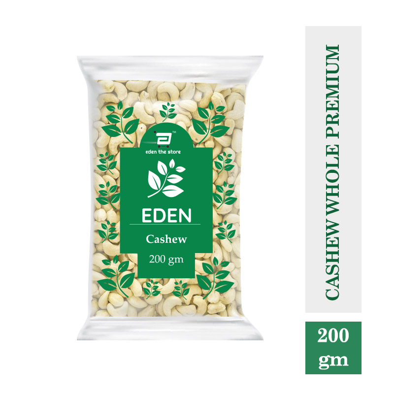 CASHEW WHOLE PREMIUM 200GM