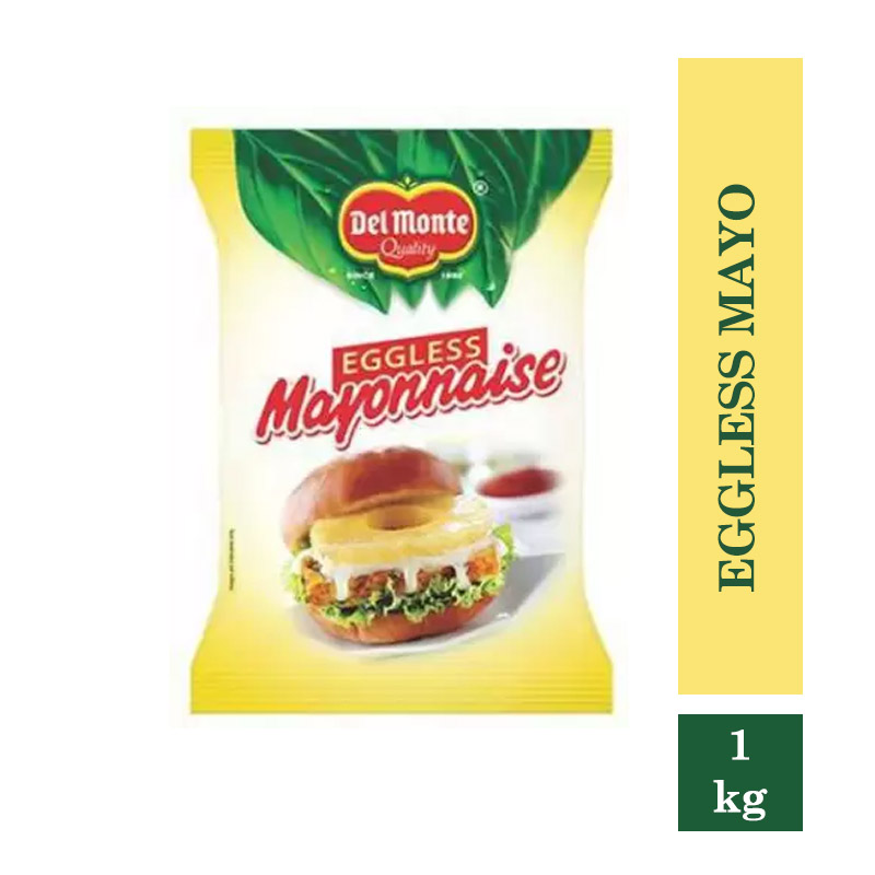 Del Monte Eggless Mayo - 1kg