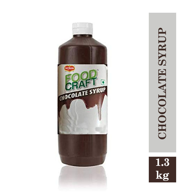 Del Monte Chocolate Syrup - 1.3kg