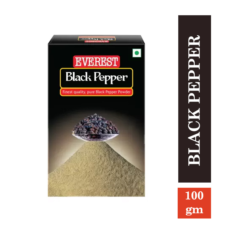 Everest Black Pepper - 100gms