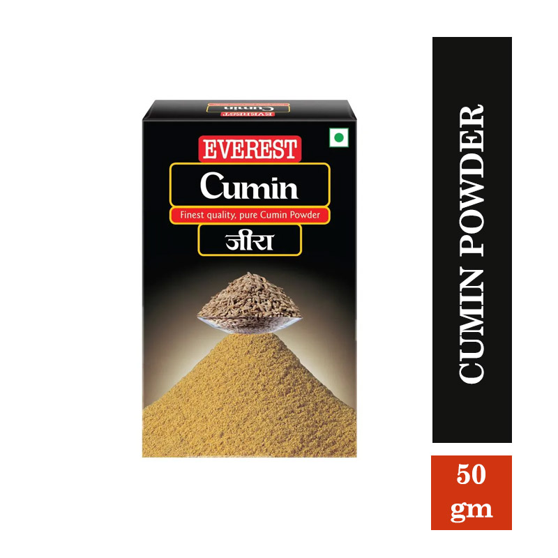 Everest Cumin Powder - 50gms