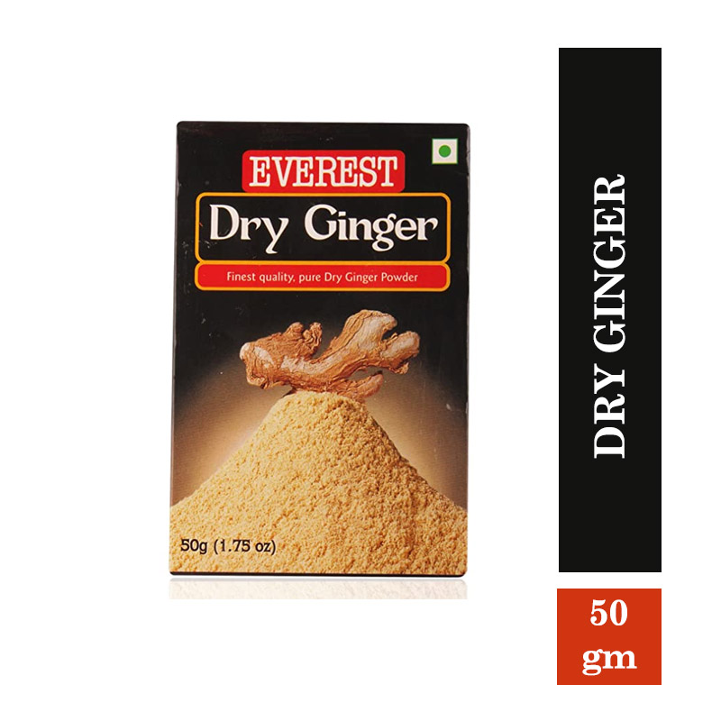 Everest Dry Ginger - 50gms