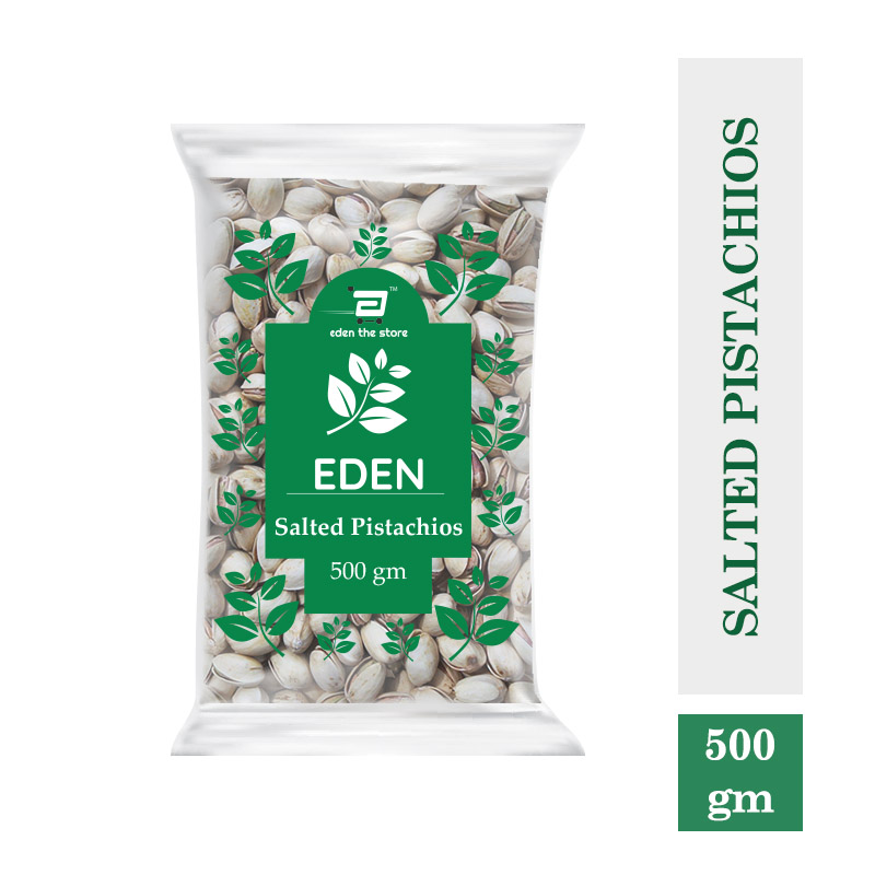 Salted Pistachios - 500gm