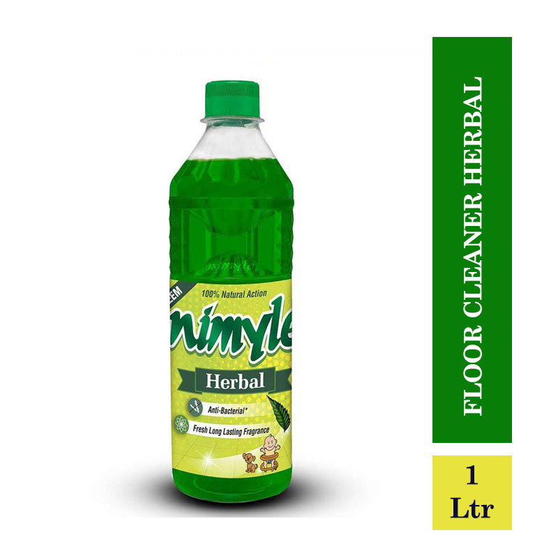 All Purpose Cleaners, Nimyle Floor Cleaner Herbal - 1Ltr