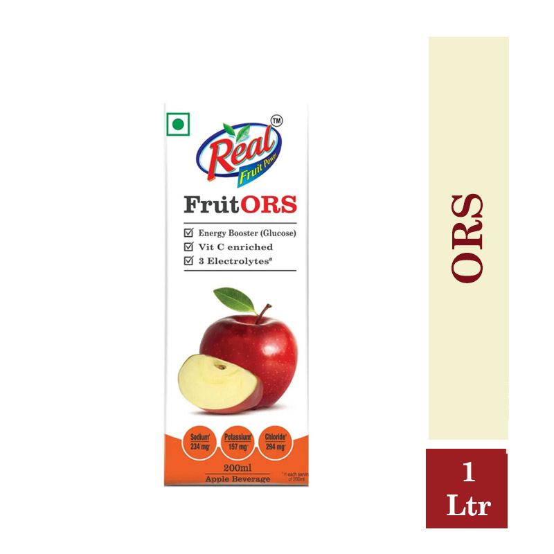 Real Fruit ORS - 200ml