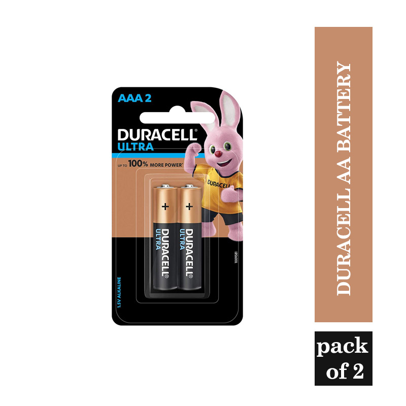 Office & Household Products, Duracell AA Battery - (Pack of 2)