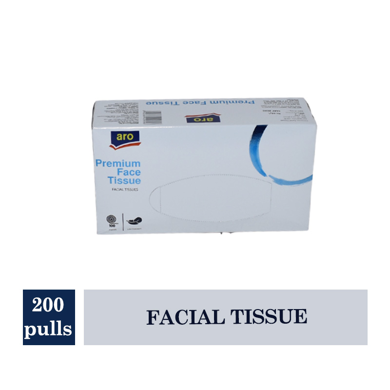 Office & Household Products, Aro Facial Tissues - 200 Pull
