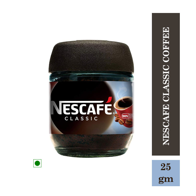 Tea/Coffee, Nescafe Classic Coffee (25gm)