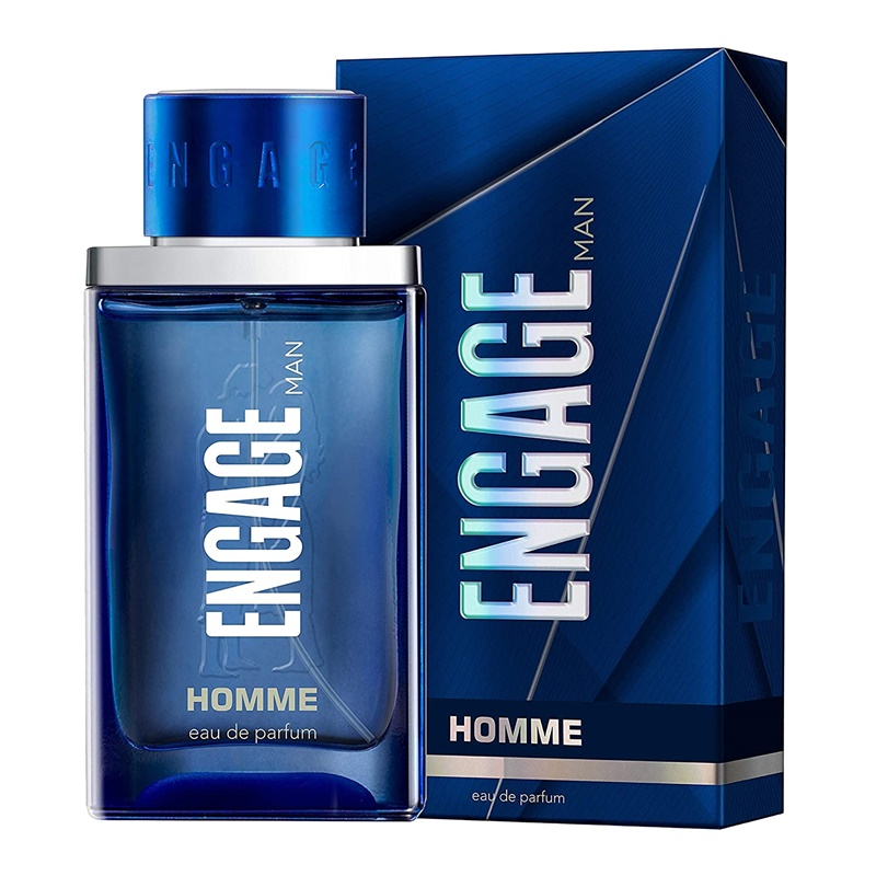 Engage Eau De Parfum Homme for Men - 90ml
