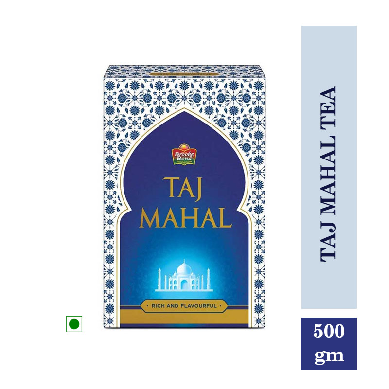 Tea/Coffee, Taj Mahal Tea (500gm)