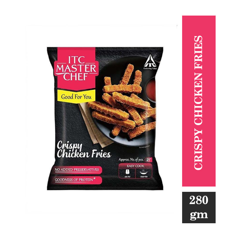 ITC Master Chef Crispy Chicken Fries - 280gm