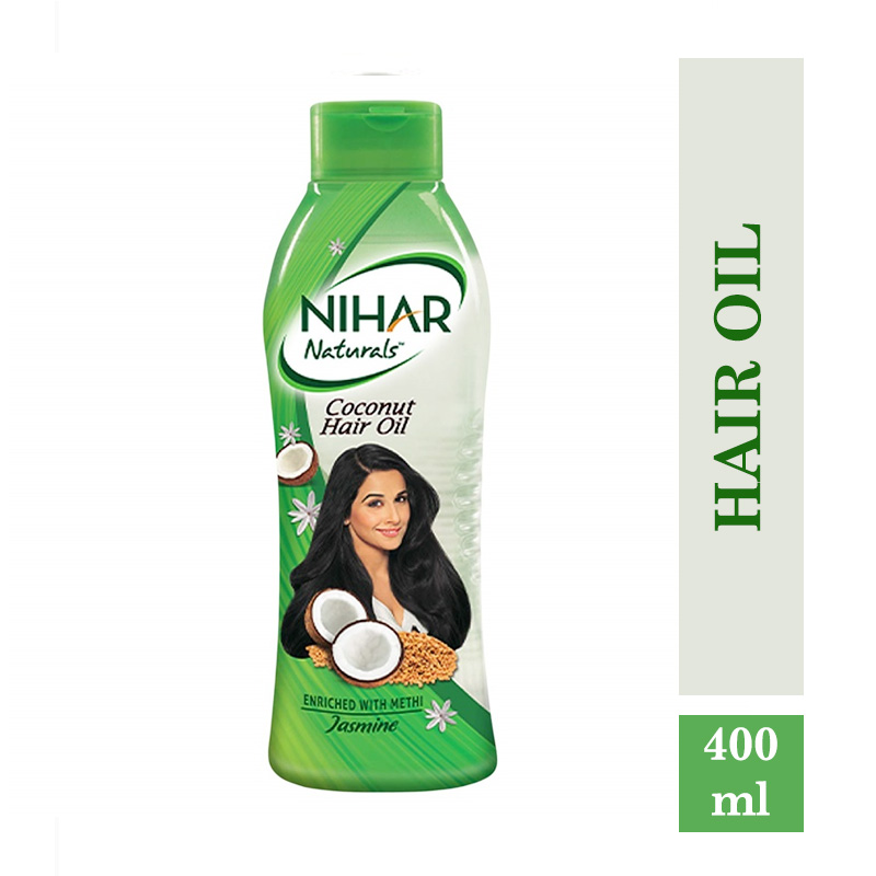 Hair Care, Nihar Naturals Jasmine - 400ml
