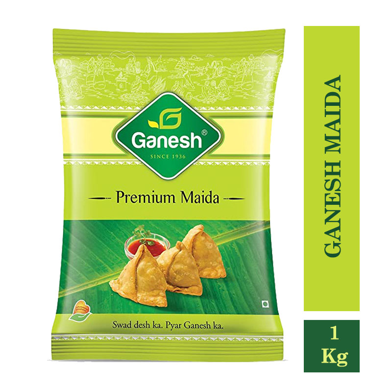 TOP Household Products, Ganesh Maida (1kg)