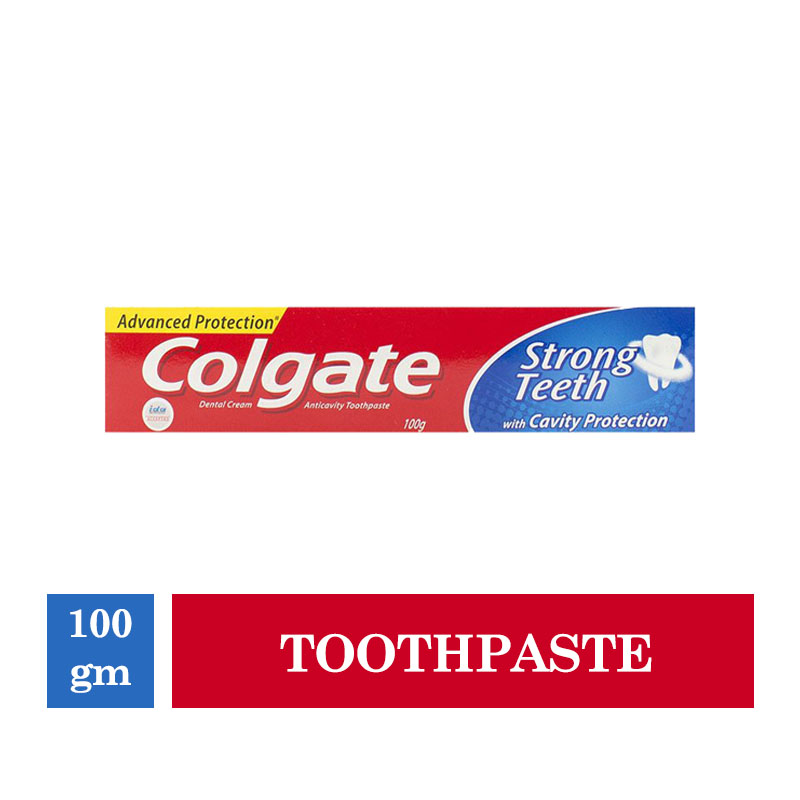 Colgate Dental Cream Toothpaste (100gm)