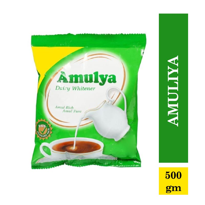 Dairy, Amulya - 500Gm (Flat Rs.15/- off)