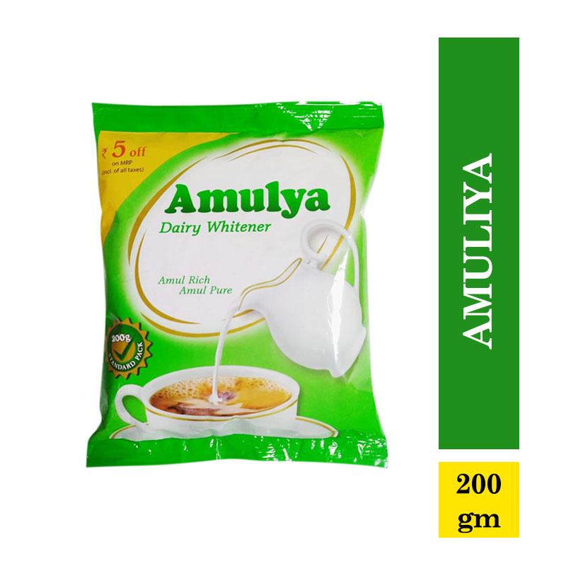 Amulya - 200Gm (Flat Rs.5/- off)