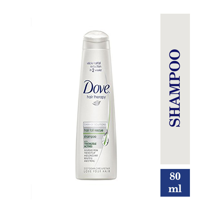 Hair Care, Dove Hair Fall Rescue Shampoo (80ml)