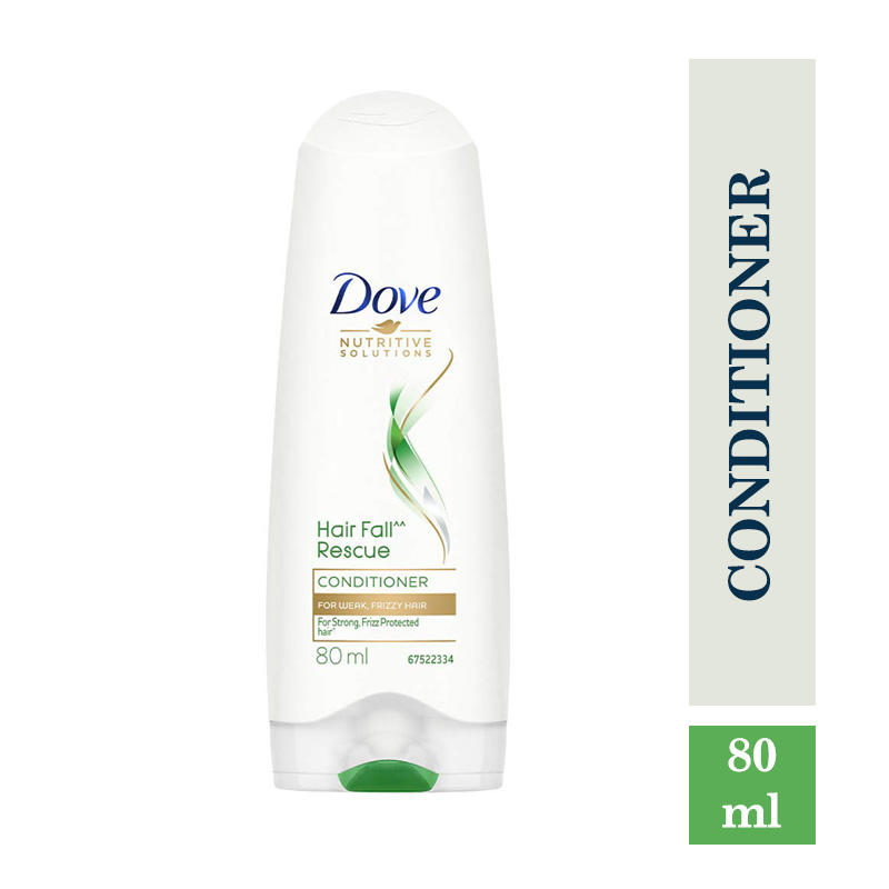 Hair Care, Dove Hair Fall Rescue Conditioner (80ml)