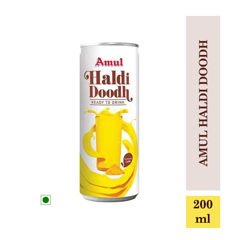 Health Drinks, Amul Haldi Doodh - 200ml