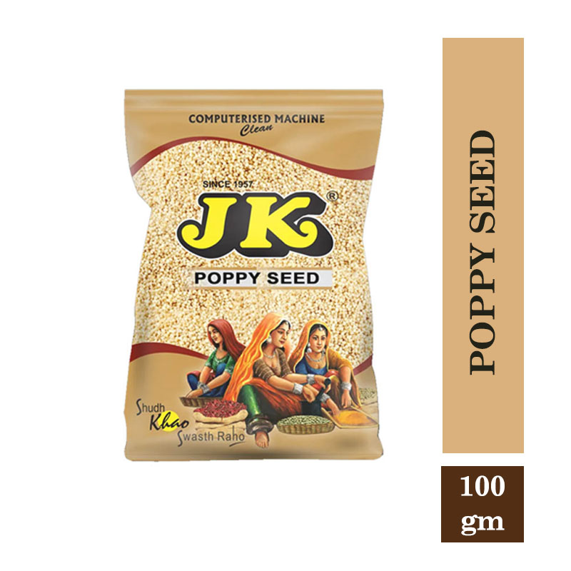 TOP Household Products, JK Poppy Seed - Whole (100gm)