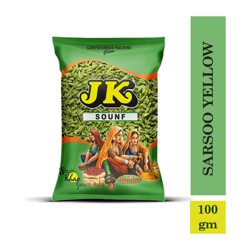 TOP Household Products, JK Sounf - Whole (100gm)
