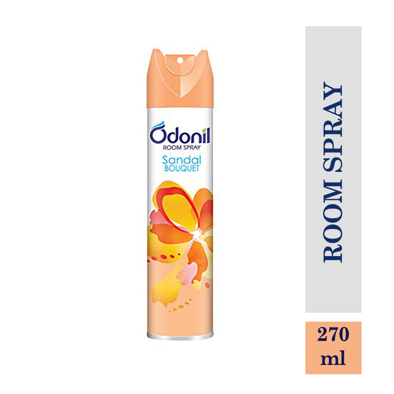 Odonil Room Spray - Sandal Bouquet (270ml)