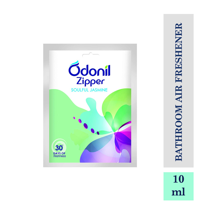 Odonil Bathroom Air Freshener - Soulful Jasmine (10gm)