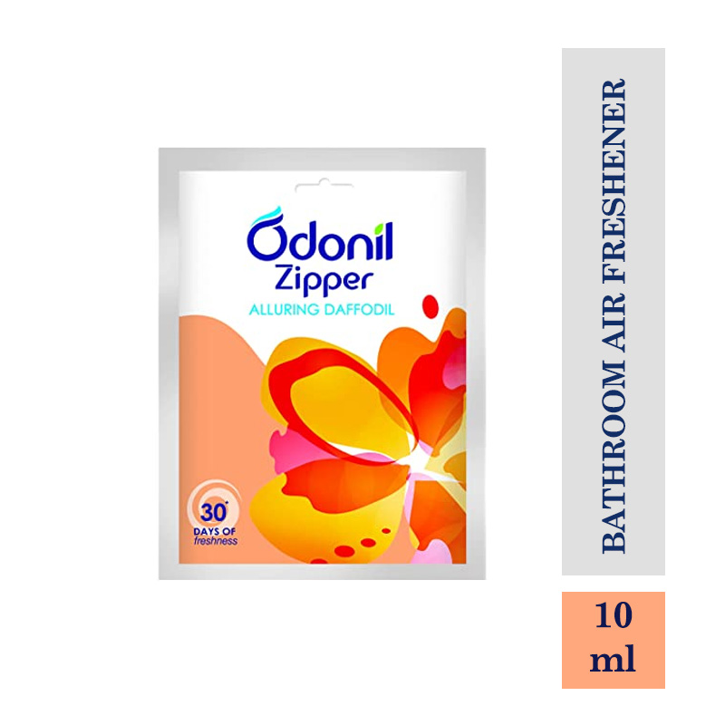 Odonil Bathroom Air Freshener - Alluring Daffodil (10gm)