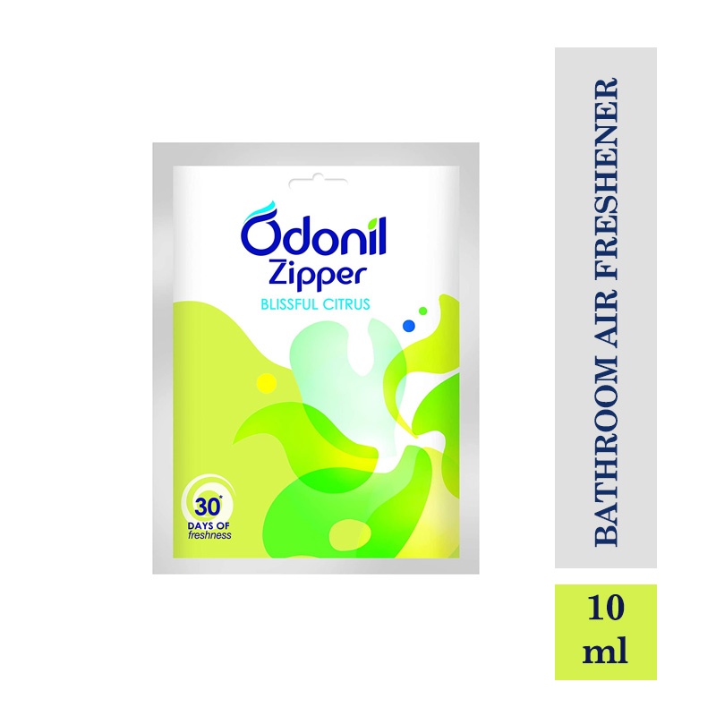 Odonil Bathroom Air Freshener - Bissful Citrus (10gm)