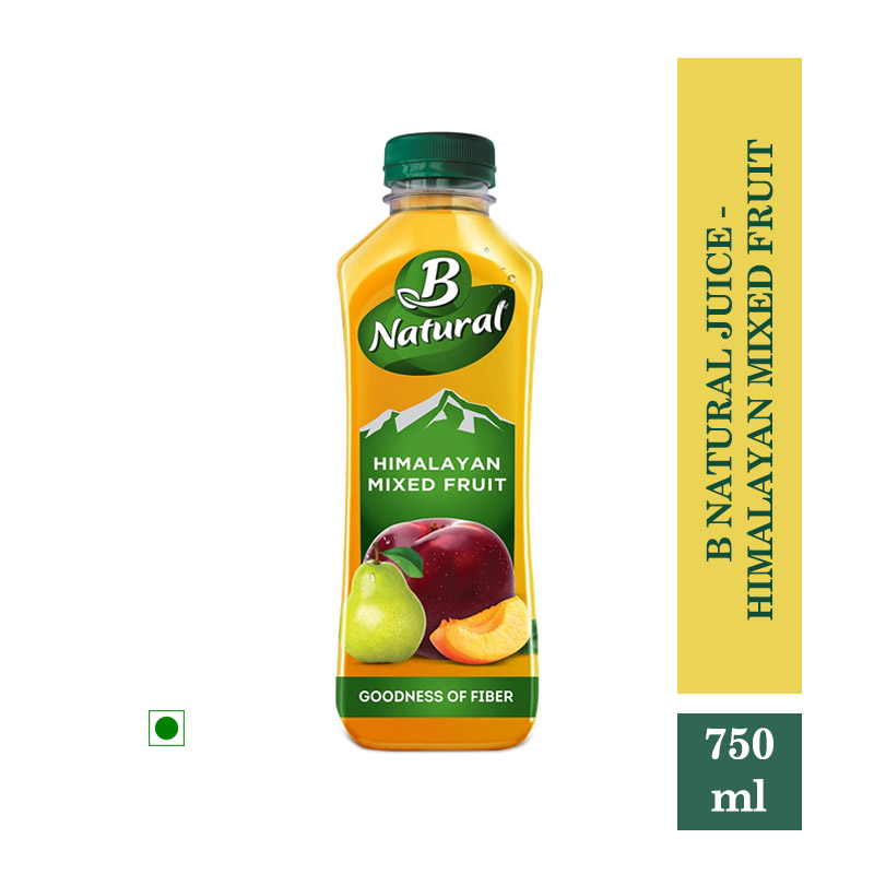 Juices, B Natural Juice - Himalayan Mixed Fruit 750ml